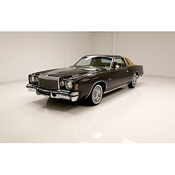 1977 Chrysler Cordoba for sale 101417080