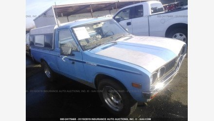 1977 Datsun Pickup for sale 101102261