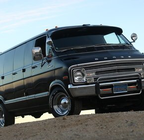 1977 Dodge B200 for sale 101472058