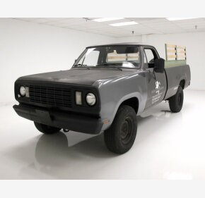 1977 Dodge D/W Truck for sale 101346666