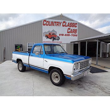 1977 Dodge Other Dodge Models for sale 101151141