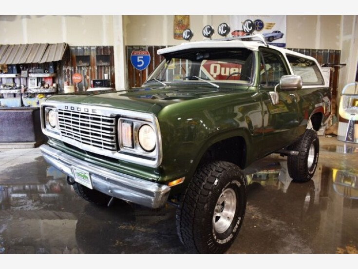1977 Dodge Ramcharger for sale 101593512