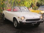 1977 FIAT Spider for sale 101343142