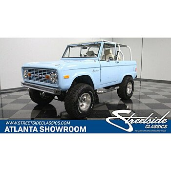 1977 Ford Bronco for sale 101227048