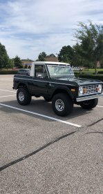 1977 Ford Bronco Sport for sale 101243606
