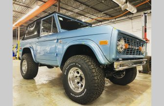 1977 Ford Bronco Sport for sale 101246692