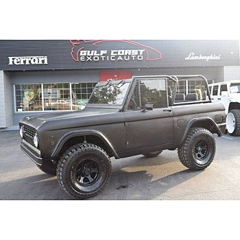1977 Ford Bronco for sale 101251499