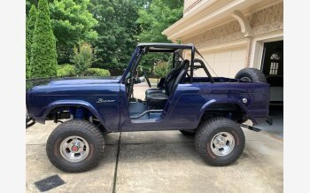 1977 Ford Bronco XL for sale 101342368