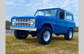 1977 Ford Bronco for sale 101436527