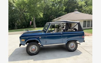 1977 Ford Bronco for sale 101551921