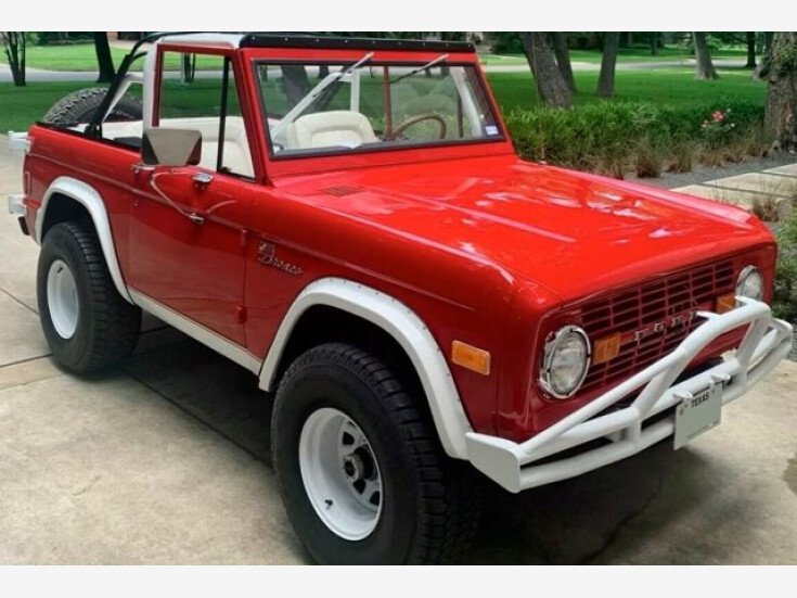 1977 Ford Bronco for sale 101601026