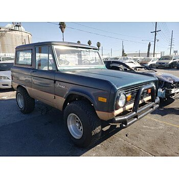 1977 Ford Bronco for sale 101628545