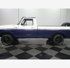 1977 Ford F100 2WD Regular Cab for sale 101133040