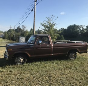 1977 Ford F100 2WD Regular Cab for sale 101208681
