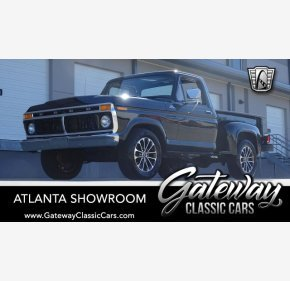 1977 Ford F100 for sale 101290062