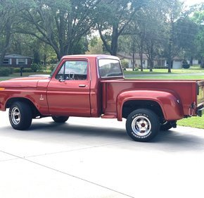1977 Ford F100 2WD Regular Cab for sale 101298227