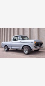 1977 Ford F100 for sale 101312866