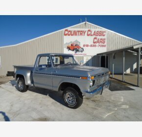 1977 Ford F100 for sale 101399377