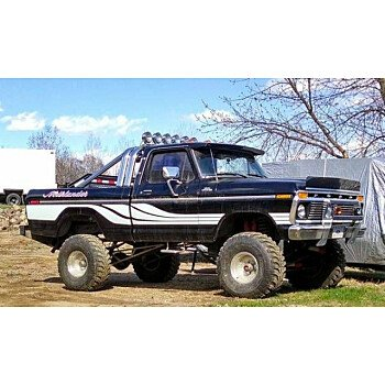 1977 Ford F150 for sale 100829866