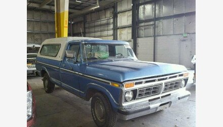 1977 Ford F150 for sale 101055503