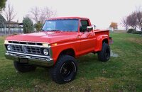 1977 Ford F150 4x4 Regular Cab for sale 101088798