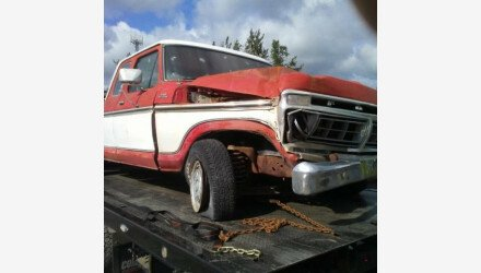 1977 Ford F150 for sale 101112562