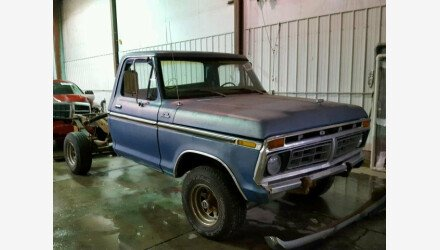 1977 Ford F150 for sale 101113271