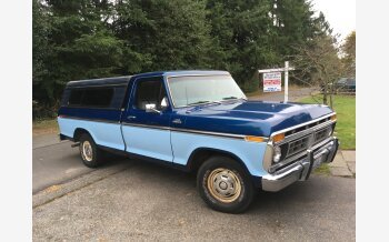 1977 Ford F150 Regular Cab for sale 101250666