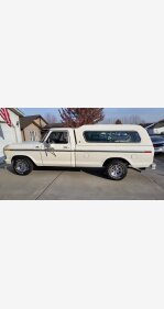 1977 Ford F150 2WD Regular Cab for sale 101290507