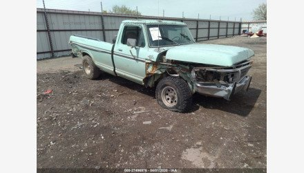 1977 Ford F150 for sale 101323180