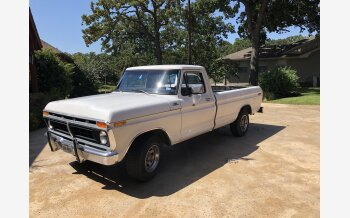 1977 Ford F150 2WD Regular Cab for sale 101377589