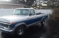 1977 Ford F150 2WD Regular Cab for sale 101448502