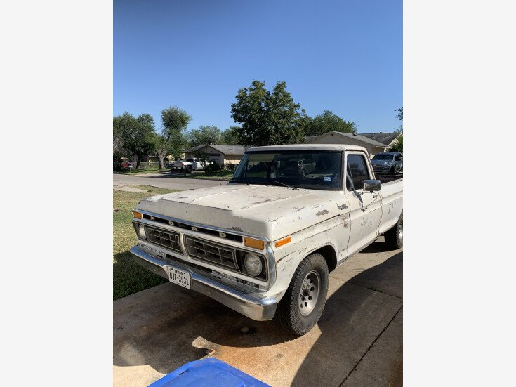 1977 Ford F150 2WD Regular Cab for sale 101600396