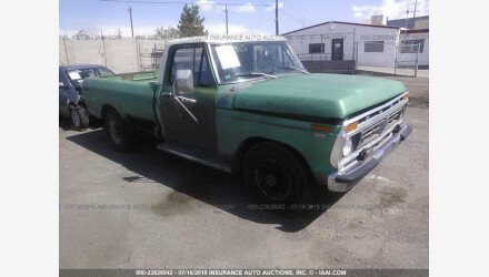 1977 Ford F250 for sale 101016690