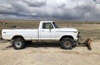 1977 Ford F250 4x4 Regular Cab for sale 101143199