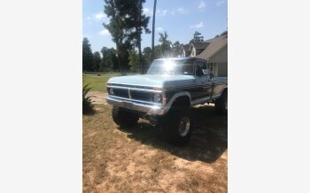 1977 Ford F250 4x4 Regular Cab for sale 101202106
