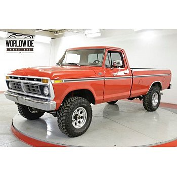 1977 Ford F250 for sale 101215629