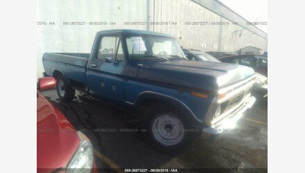 1977 Ford F250 for sale 101216619