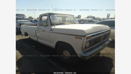 1977 Ford F250 for sale 101218189
