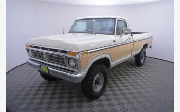 1977 Ford F250 4x4 Regular Cab for sale 101285832