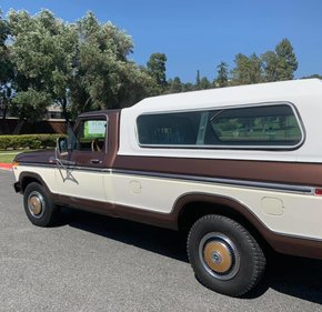 1977 Ford F250 Camper Special for sale 101392814