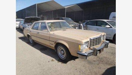1977 Ford Granada for sale 101443388