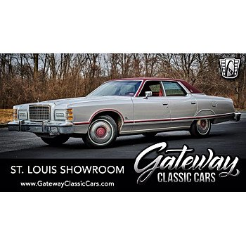1977 Ford LTD for sale 101574131