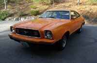 1977 Ford Mustang Mach 1 Coupe for sale 101063839