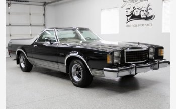 1977 Ford Ranchero for sale 101000741
