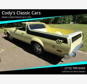 1977 Ford Ranchero for sale 101317176