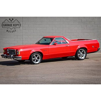 1977 Ford Ranchero for sale 101384370