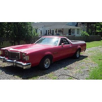 1977 Ford Ranchero for sale 101537705