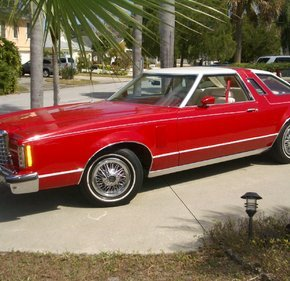 1977 Ford Thunderbird for sale 101010004