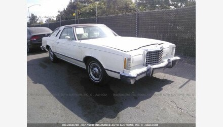 1977 Ford Thunderbird for sale 101016098